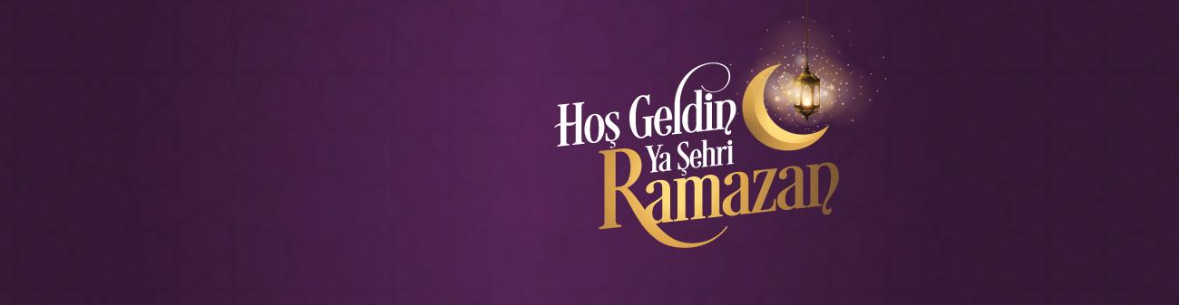 Ramazan-ı Şerif Kumanya Paketleri