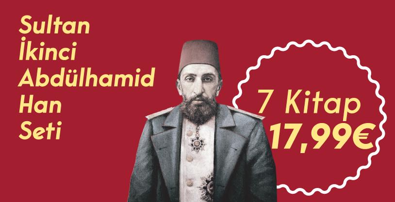 Sultan İkinci Abdulhamid Han Kitaplığı Seti