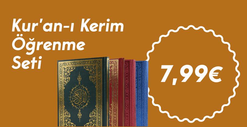 Kur'an-ı Kerim Öğrenme Seti